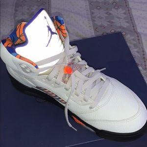 Air Jordan Retro 5 Knicks